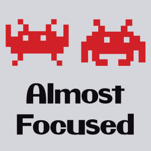 New Almost Focused Logo!